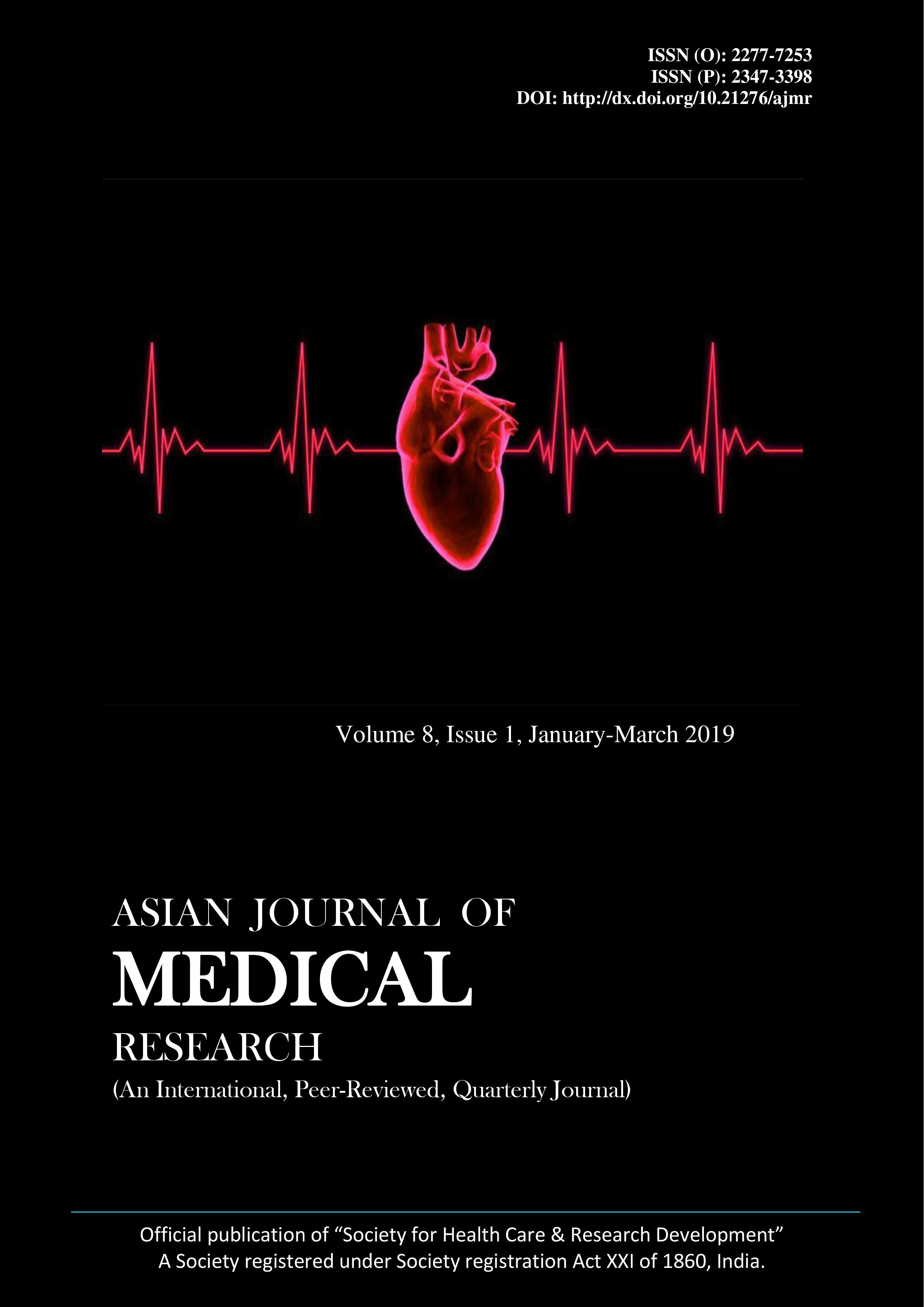 Think, asian medical journals