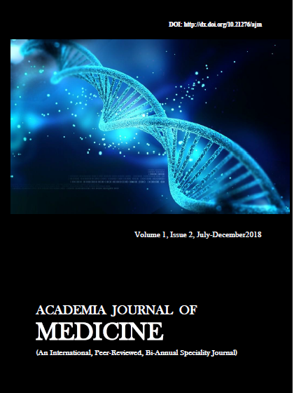 Academia Journal of Medicine