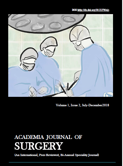 Academia Journal of Surgery